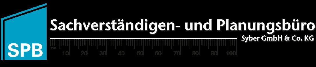 Logo Syber Sachverständigen Planungsbüro